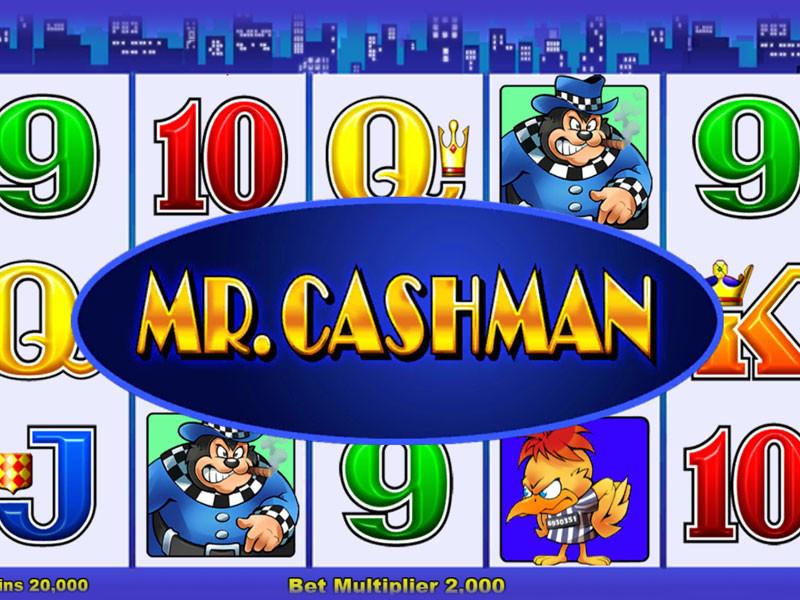 Mr Cashman Slots Play Free Casino Game